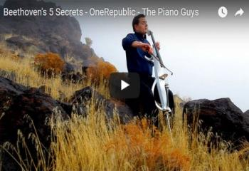 Beethoven´s 5 Secrets - OneRepublic - The Piano Guys